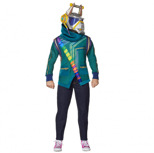 Fortnite DJ Yonder Costume for kids