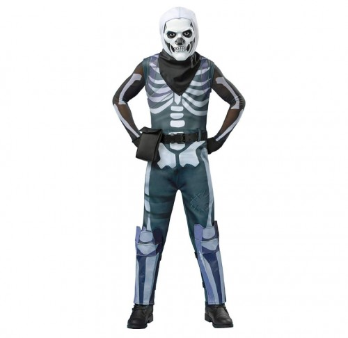 halloween skull trooper costume - fortnite