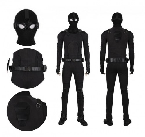 spider man stealth suit