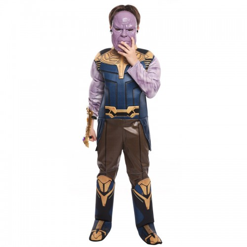thanos cosplay suit for kids