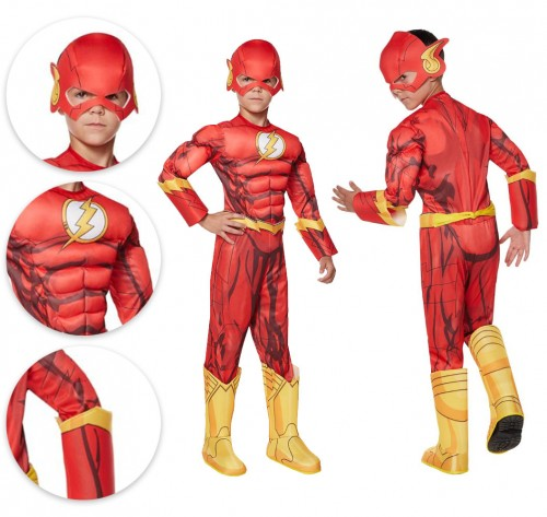 The Flash Costumes - DC Comics