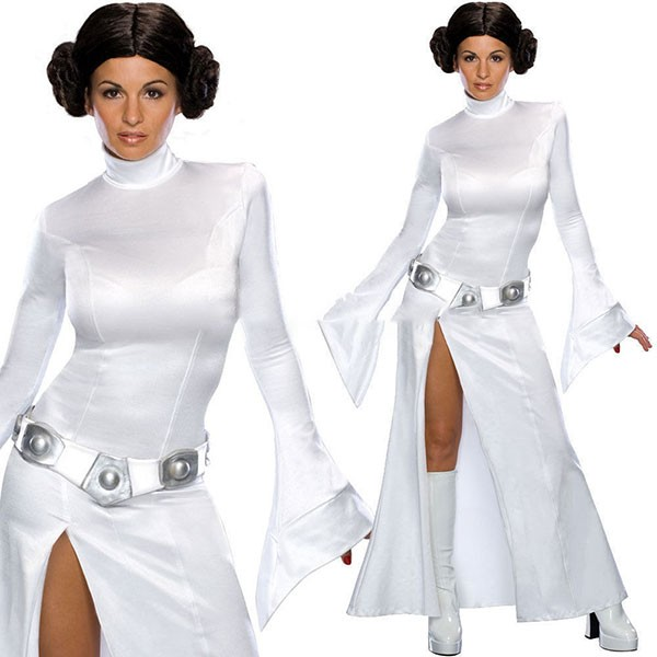Princess Leia Costume For Halloween Star Wars