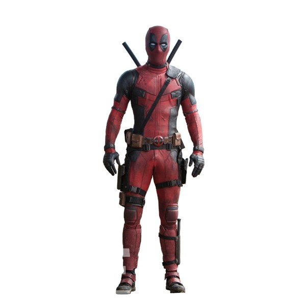 Deadpool Suit Up Red Men/'s Hat Red