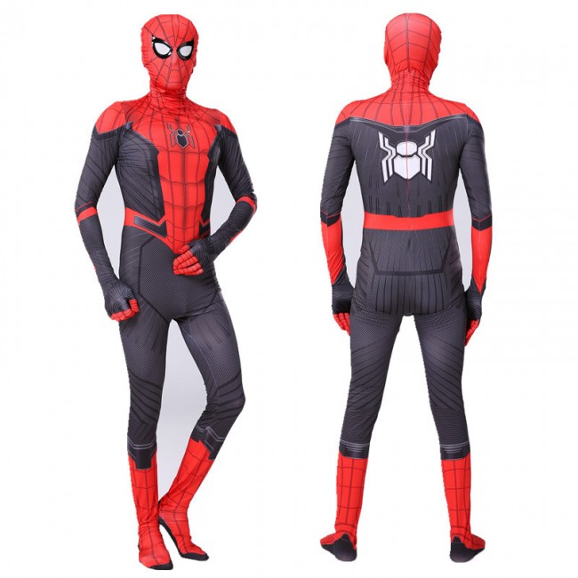 Spiderman Far From Home Costume Cosplay Suit