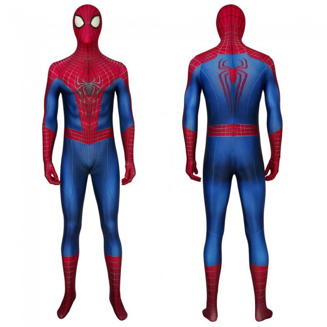 Marvel Comics The Amazing Spider-Man Costume Youth T-shirt Red