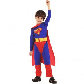 Superman costume for kids - dc