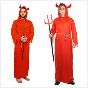 midnight Devil Lord instant costume