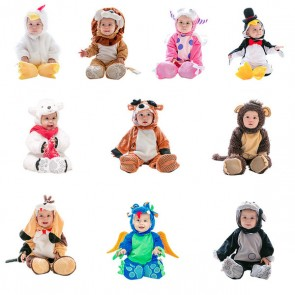 baby Animal costumes Halloween and Christmas costumes