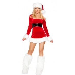 sexy santa costume wholesale
