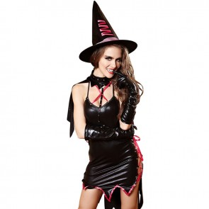 Cosplay witch costume uniform