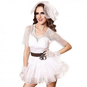 wedding snow white uniform