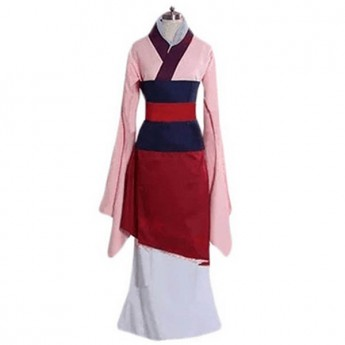 Mulan costume dress