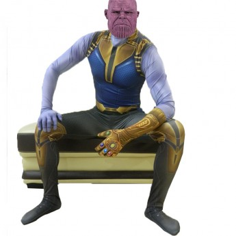 marvel thanos costume wholesale