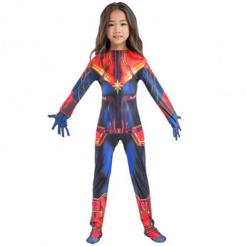 best captain marvel costume for kids