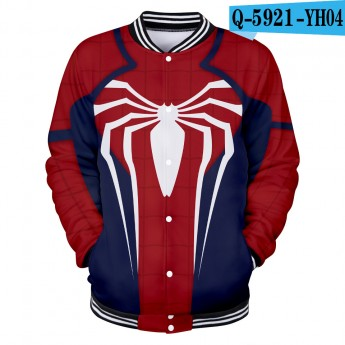 spiderman jacket onesie clothes
