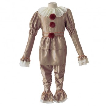 pennywise cosplay suit