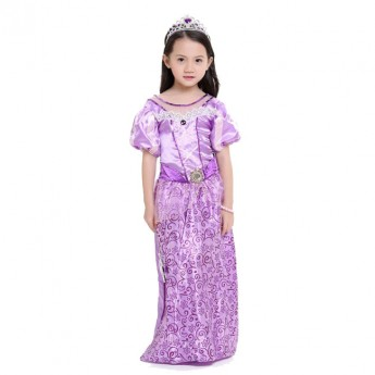 fairy tale queen dress for girl