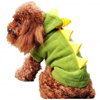 hot dinosaur dog costume for sale