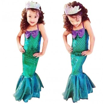 disney Little mermaid costume wholesale