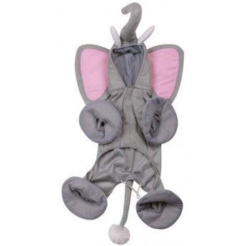 halloween dog elephant costume