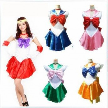 Sailor Moon dress costume