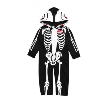 baby skeleton costume for halloween