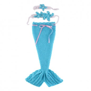 baby Mermaid Princess Costume for halloween