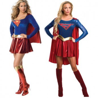 Superwoman costume wholesale