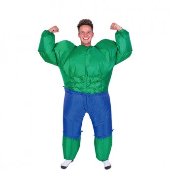 hot inflatable hulk costume in 2019