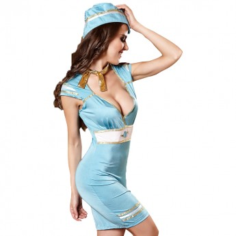 sexy airline stewardess dress