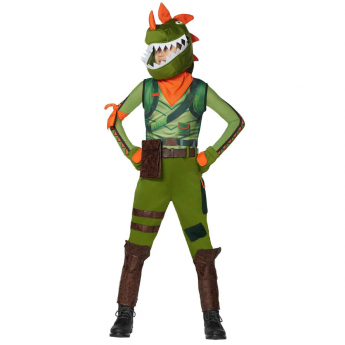 Plush Rex Costume for kids