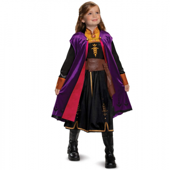 anna costume cosplay 2019 - frozen 2