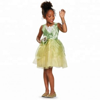 The Frog Tiana Classic Child Halloween Costume