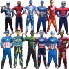 Marvel adult heros halloween costumes for groups