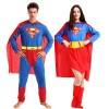 superman superwoman  costume  for  couples