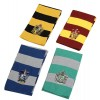 harry potter Scarf for Slytherin Ravenclaw Hufflepuff