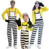 minions costume suit for groups