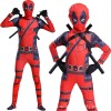 CHILD DEADPOOL MASK & COSTUME