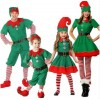 halloween Elf Costumes for family group