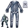 Skull Trooper Skeleton Costume for kids - fortnite