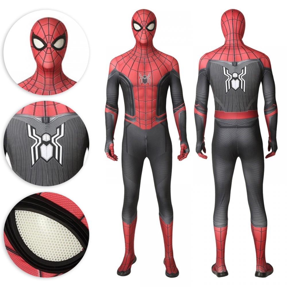 Spiderman far from home cosplay suit